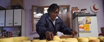 El queso de Tafí se elabora tal como lo hacían los jesuitas