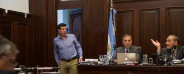 """El crimen de Paulina Lebbos: Sergio Kaleñuk, el que plantó la teoría del """"hijo del poder"""""""