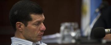El crimen de Paulina: Kaleñuk optó por el silencio al oír de qué se lo acusa