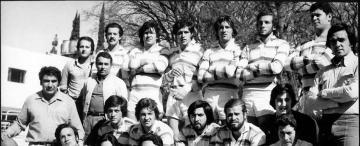 Rugby: el coloso del parque