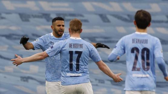 Liga de Campeones: Manchester City se lució y pasó a la final