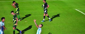 Una goleada de Atlético Tucumán para ilusionarse en todo sentido