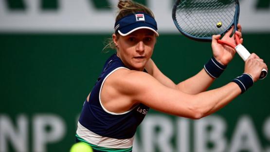 Podoroska debutó con un triunfo y enfrentará a Serena Williams en Roma