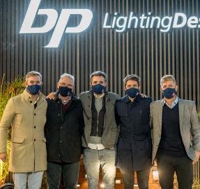 Bp Lighting Design llegó a Yerba Buena