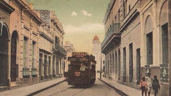 Historia de las veredas en San Miguel de Tucumán