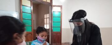 Tras 106 años, el hogar San José se enfoca en la ayuda escolar a los niños