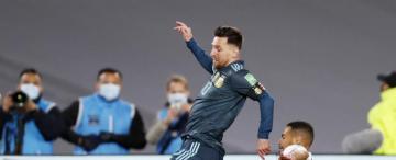 Selección Argentina: sabe ganar sin brillar